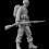 karabinek mauser wz.29 - figurka 120mm